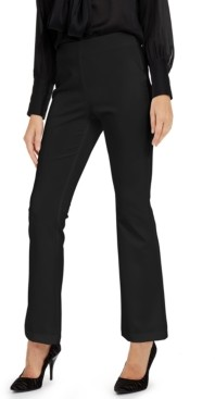 INC International Concepts Inc Petite Pull-On Bootcut Pants, Created for Macy's