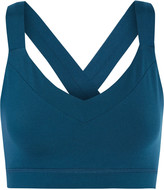 Yummie by Heather Thomson Edie stretch-jersey bra top