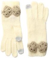 Betsey Johnson Winter Bloom Gloves