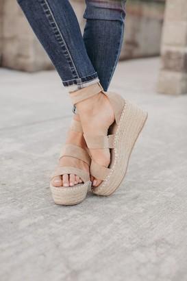 Matisse Soire Sandal - Natural
