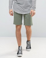 Element Howland Straight Chino Shorts In Green