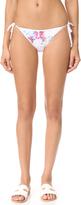 Roberto Cavalli Floral Bikini Bottoms