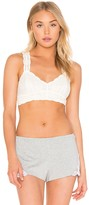 Free People Racerback Crop Bra