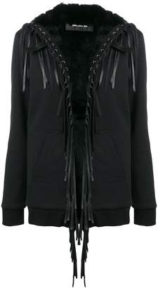 Barbara Bui fringe embellished loose jacket