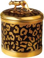 L'OBJET Leopard Candle - Gold