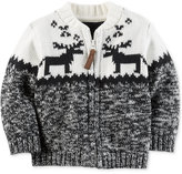 Carter's Fair Isle Zip-Up Cardigan, Baby Boys (0-24 months)