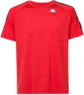 Gosha Rubchinskiy logo print T-shirt - men - Polyester/Spandex/Elastane - L