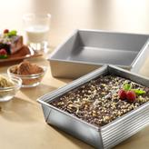 USA Pan 8 in. x 8 in. Non-Stick Aluminized Steel Bakeware Square Cake Pan