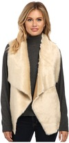 Velvet by Graham & Spencer Anouk Drape Vest