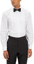 Jaeger Marcella Bib Regular Fit Dress Shirt, White