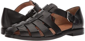 Church's Fisherman Sandal (Black) Men's Sandals