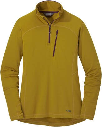 Outdoor Research Vigor Quarter Zip Fleece Pullover