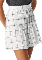 Alternative The Fifth Label Atticus Check Skirt