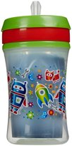 NUK Gerber Graduates Advance w/Seal Zone Insulated Straw Cup - Assorted Colors/Styles - 9 oz