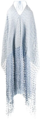 Jacquemus Riviera fringed dress