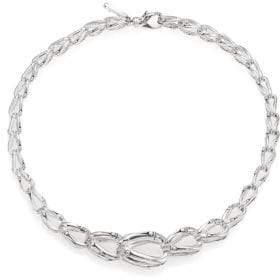 John Hardy Bamboo Sterling Silver Chain Necklace