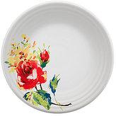 Fiesta Floral Bouquet Luncheon Plate