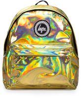 Hype **Gold Metallic Backpack