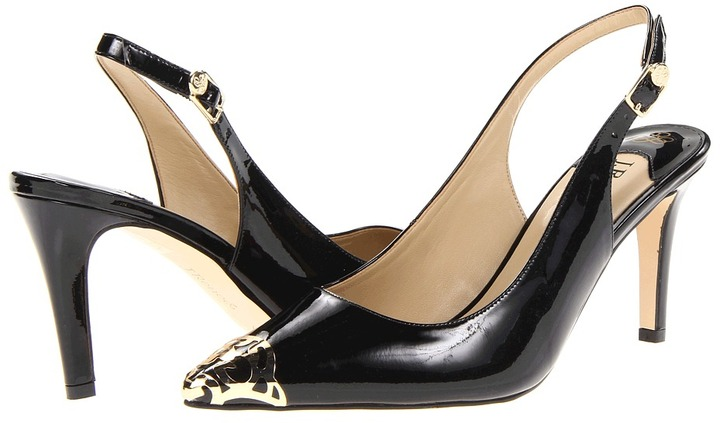 J. Renee Pascal (Black Patent) - Footwear