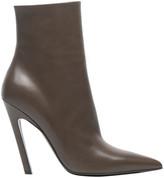 Balenciaga Slash Heel Boots