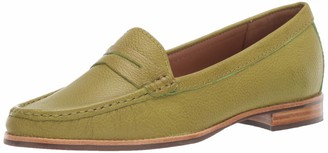 Driver Club Usa Womens Leather Made in Brazil Greenwich Loafer