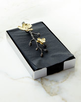 Michael Aram Gold Orchid Guest Towel Holder