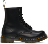 Thumbnail for your product : Dr. Martens Black 1460 Boots
