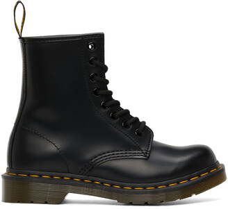 Dr. Martens Black 1460 Boots
