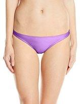 Seafolly Women's Shimmer Bikini Bottom