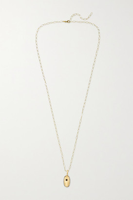 Loquet + Chantal Conrad Lumiere 14 And 18-karat Gold Necklace - one size