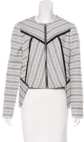 Alexis Malyet Embroidered Jacket w/ Tags