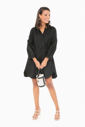 Pomander Place Black Maisie Dress
