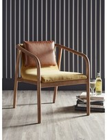 Bobby Berk Upholstered Karina Chair By A.R.T. Furniture Bobby Berk + A.R.T. Furniture Frame Color: Brown, Upholstery Color: Brown
