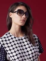 Diane von Furstenberg Gwen Sunglasses