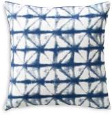 "Sparrow & Wren Shibori Diamond Decorative Pillow, 20"" x 20"" - 100% Exclusive"