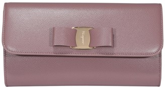 Salvatore Ferragamo Vara Bow Chain Wallet