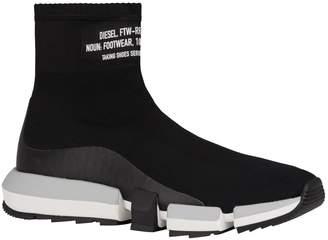 Diesel High-Top Sock Sneakers