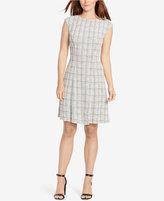 American Living Tweed Jacquard Dress
