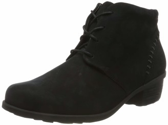Ganter Women's Havanna-STIEFFL-H Ankle Boots Green (Fango 56000) 2 UK