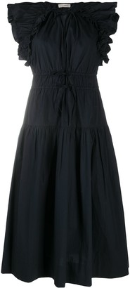 Ulla Johnson Ariana cotton midi dress
