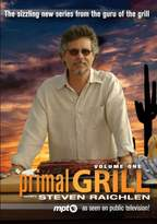 Steven Raichlen Primal Grill with DVD / Vol 1