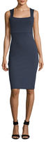 Susana Monaco Donna Back Cut Out Sheath Dress