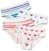 Old Navy Patterned Bikini-Underwear 4-Pack for Toddler Girls