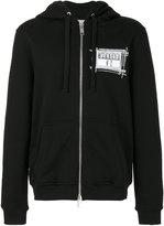 Versus Zayn X logo hoodie