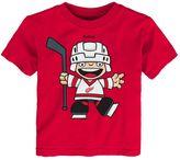 Reebok Toddler Detroit Red Wings Rookie Tee