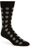 Alexander McQueen Men's Skull Socks