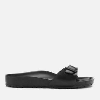 Birkenstock Women's Madrid Eva Single Strap Sandals - Black