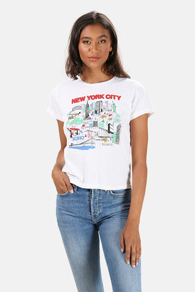 RE/DONE Classic NYC Tee