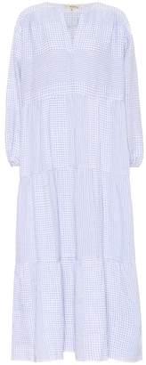 Lemlem Semira cotton maxi dress
