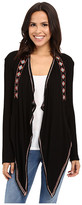 Rock and Roll Cowgirl Long Sleeve Cardigan B4-6197
